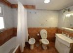 Cabaña 6 – Baño habitación matrimonial