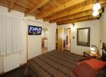 Cabaña 6 – Habitación matrimonial
