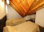 Cabaña 6 – 2da Habitación matrimonial