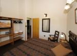 Cabaña 8 – Habitación matrimonial